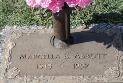 Marcella E Abbott