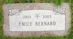 Sarah Emily Emily <i>Music</i> Bernard