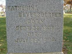 Katherina <i>Lied</i> Beyersdorfer