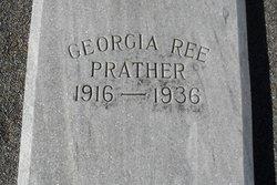 Georgia Ree Prather