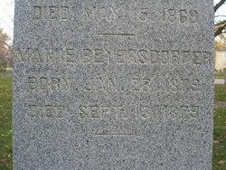 Mamie Beyersdorfer