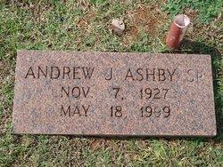 Andrew Jackson Ashby, Sr