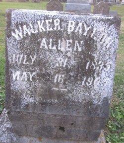 Walker Baylor Allen