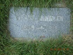 Grant Bawden