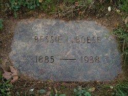 Bessie L Boese