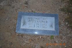 William Bill Alexander