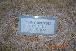 Tommy Browder