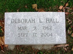 Deborah L Hall