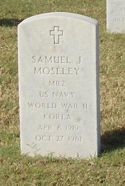 Samuel Joseph Moseley