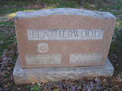 Lois Alma <i>Cruze-Douglass</i> Leatherwood