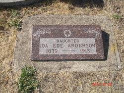 Ida Adella <i>Ede</i> Anderson