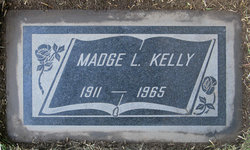 Madge L. <i>Bartlett</i> Kelly