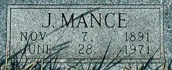 J Mance Cranfill