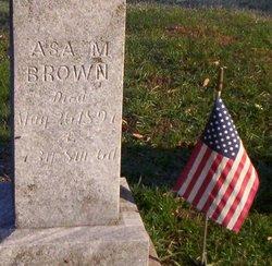 Asa M. Brown