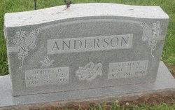 Velma V <i>Collins</i> Anderson