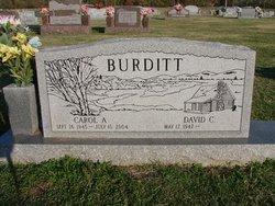 Carol Ann <i>Bookout</i> Burditt