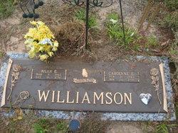 Billy Earl Williamson