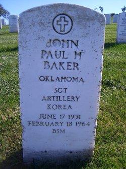 John Paul Baker