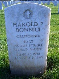 Harold P Bonnici