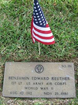 Benjamin E. Reuther, Jr