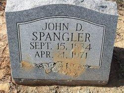 John Dalphes Spangler