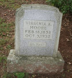 Virginia A. Moore