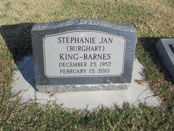Stephanie Jan <i>Burghart</i> Barnes