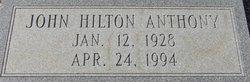 John Hilton Anthony