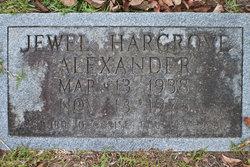 Jewel <i>Hargrove</i> Alexander