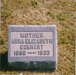 Anna Elizabeth <i>Fisch</i> Eckhart