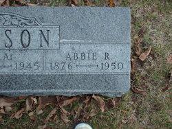Abbie Ann <i>Booth</i> Rawson