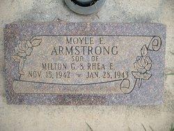 Moyle E Armstrong