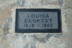 Hulda Louisa Lou <i>Lindsey</i> Cooksey
