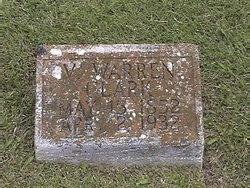 V Warren Clark