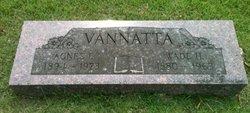 Agnes Florence <i>Schirard</i> Vannatta