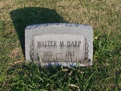 Walter Marcus Harp