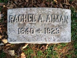 Rachel Anne <i>Phillips</i> Aiman