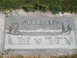 George Thomas Barzee