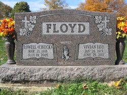Vivian Lucille Lou <i>Bennett</i> Floyd
