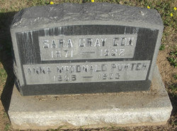 Anna McDonald Porter