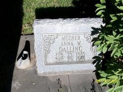 Anna Appleby <i>Wardell</i> Dalling