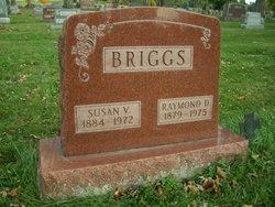 Susan V <i>Myers</i> Briggs