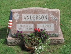 A. Elaine Anderson