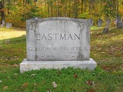 Gordon Mellen Stub Eastman, Sr