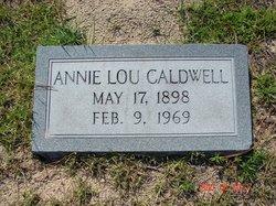 Annie Lou Caldwell
