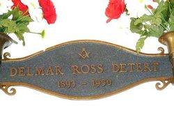 Delmar Ross Detert
