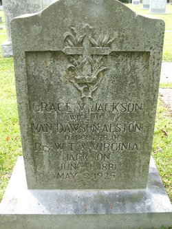 Grace <i>Jackson</i> Alston