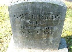 Gay Johnston Allen