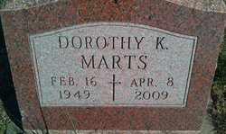 Dorothy K Marts