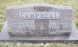 Lula Ann <i>Craft</i> Campbell